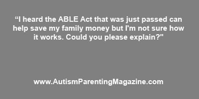 autism_ABLE_act