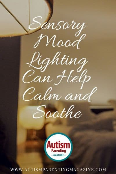 Sensory Mood Lighting Can Help Calm and Soothe - https://www.autismparentingmagazine.com/sensory-mood-lighting-can-help-calm-and-soothe/