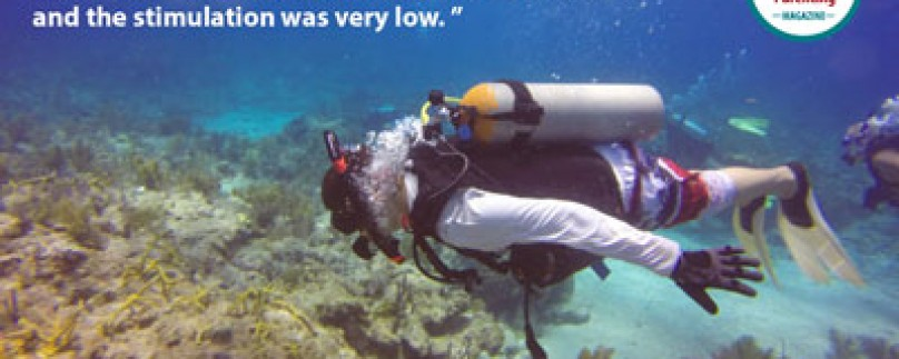 Scuba Diving: A Soothing Adventure
