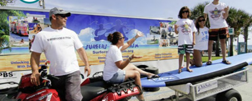 Making Waves: Surfers for Autism