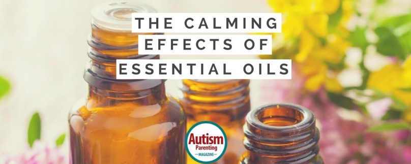 The Calming Effects of Essential Oils