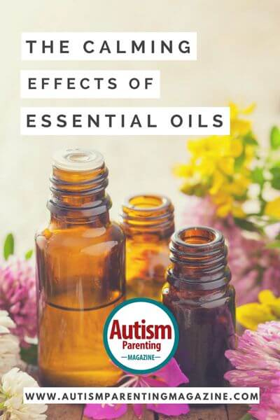 Essential Oils and its Calming Effect - https://www.autismparentingmagazine.com/the-calming-effects-of-essential-oils/