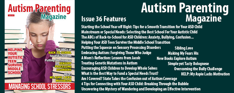 Autism Parenting Magazine Issue 35 featured image