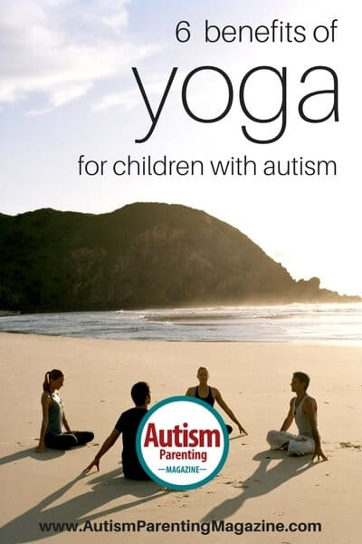 6 Benefits of Yoga for Children with ASD https://www.autismparentingmagazine.com/creating-inner-peace-the-benefits-of-yoga-for-children-with-autism-spectrum-disorder/