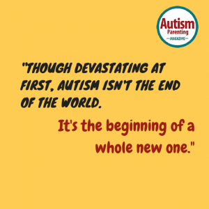 autism quote world