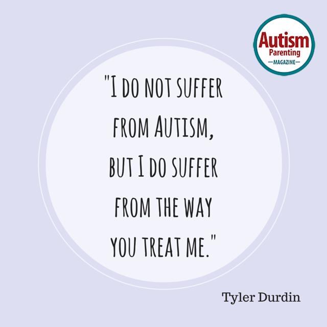 Quotes About Autism Autism Parenting Magazine