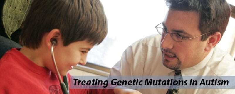 autism genetic mutations treatment