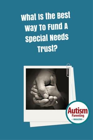 special needs trust funding