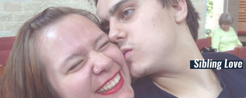 autism sibling love