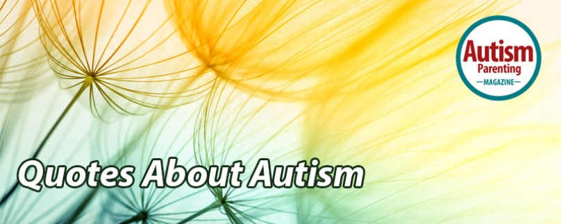 Quotes About Autism 2