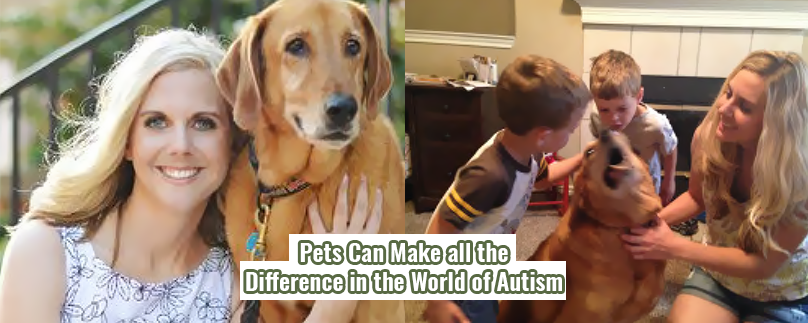 Pets Can Make all the Difference in the World of Autism
