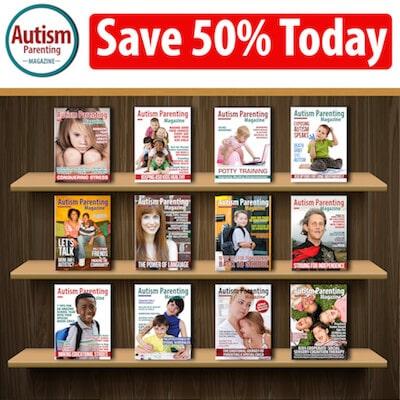 Autism Magazine Sale