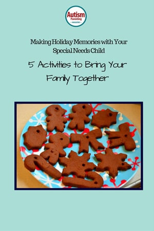 Holiday Activities with Special Needs Child