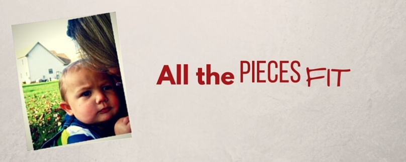 A Mom's Loving Look at the Big Picture: All The Pieces Fit