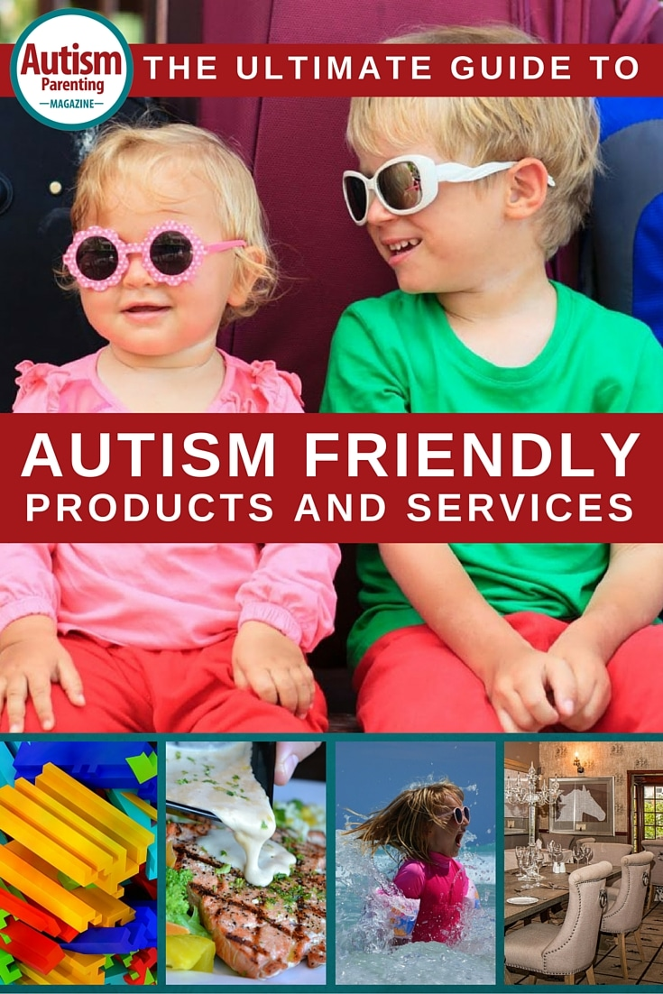 Download our FREE guide to Autism friendly products and services - https://www.autismparentingmagazine.com/autism-friendly-products-services/