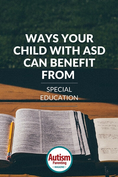 Ways your child with Autism can benefit from Special Education