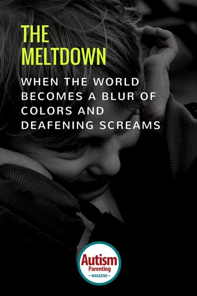 The Meltdown: When the World Becomes a Blur of Colors and Deafening Screams