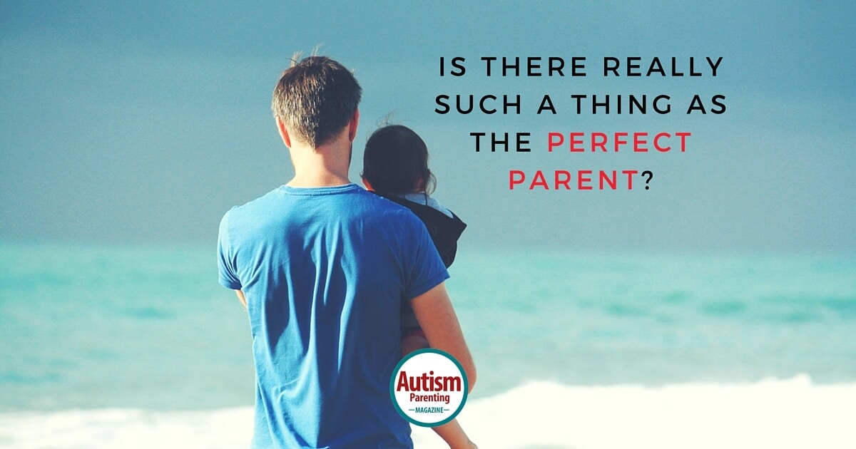 Is there really such a thing as the perfect parent?