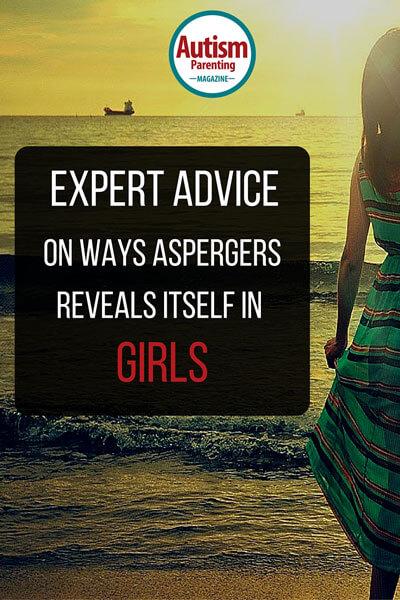 Ways Asperger's manifest in girls