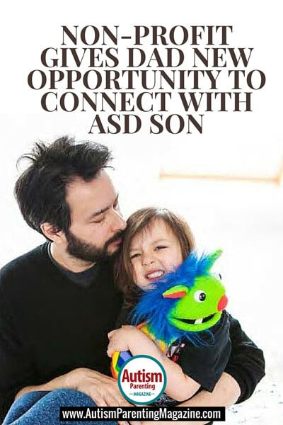 Special Course for Parents Gives Dad New Opportunity to Connect with ASD Son
