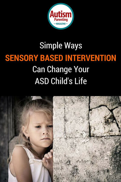 Ways to embed sensory activities into everyday life