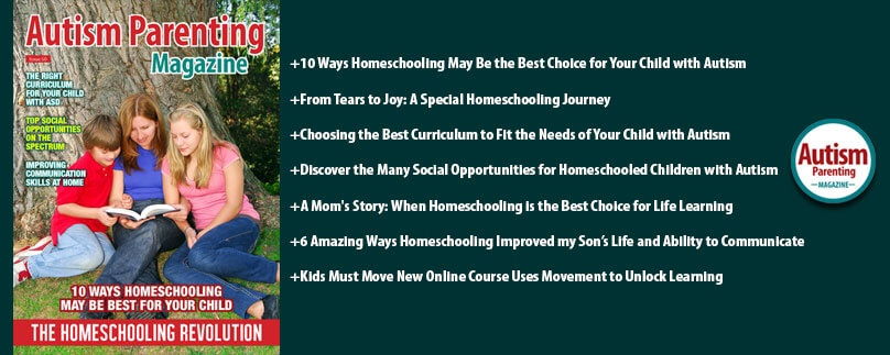Issue 50 – The Autism Homeschooling Revolution