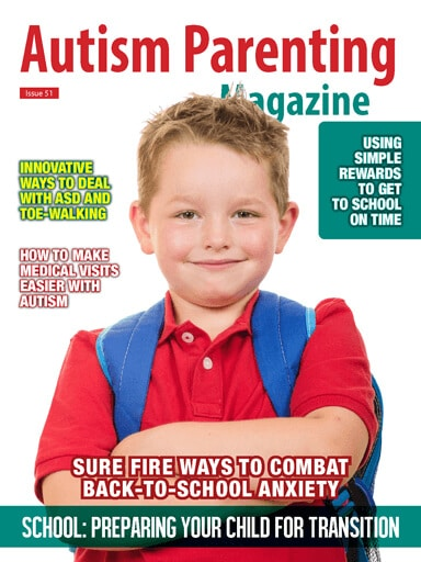 Issue 51 - School: Preparing Your Child for Transition