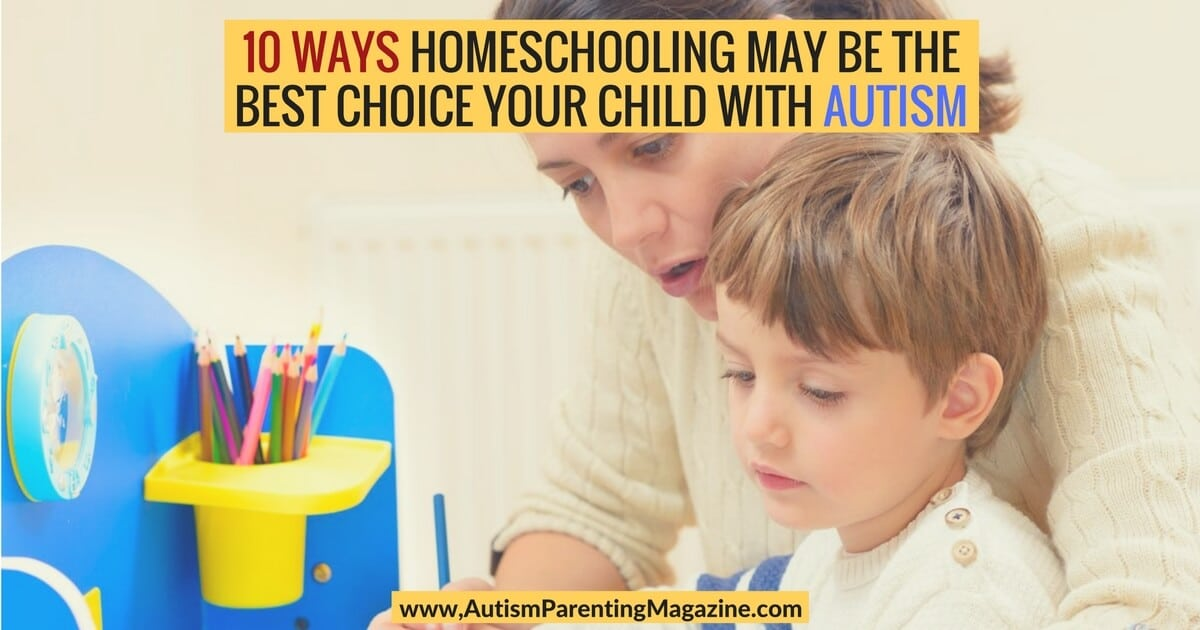 10 Ways Homeschooling May Be Better Option