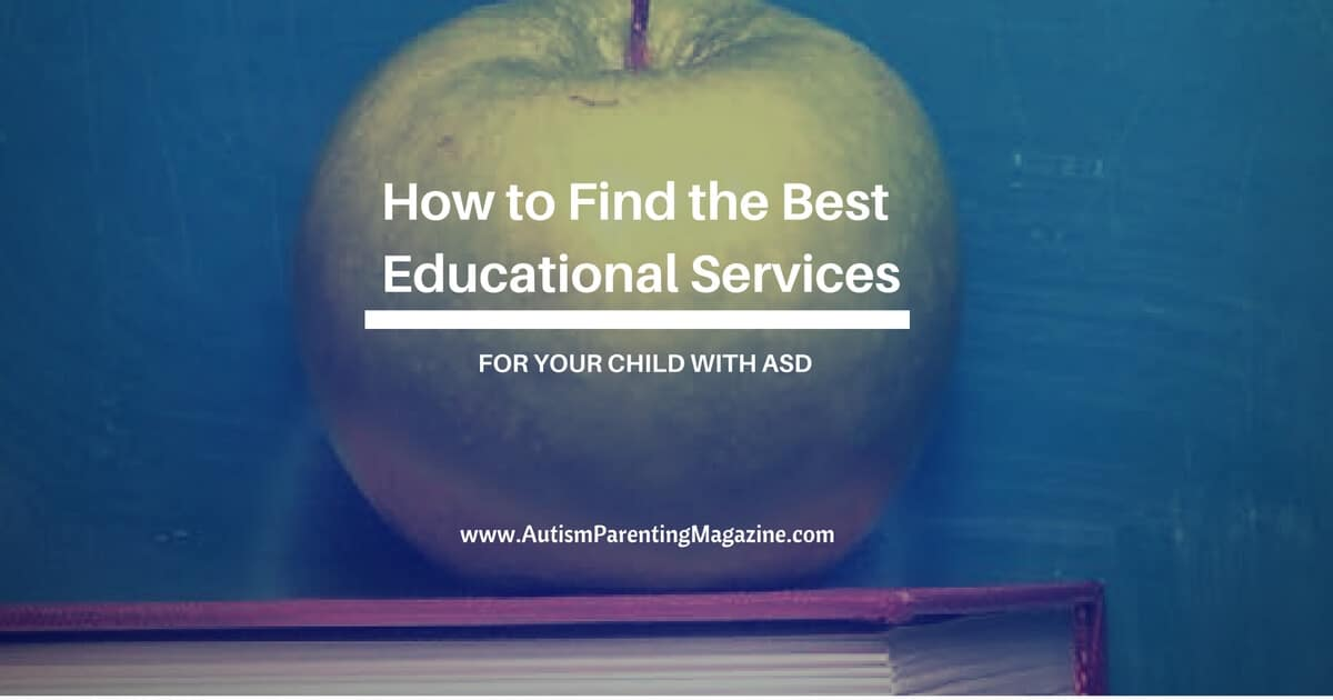 Find ASD Best Educational Services