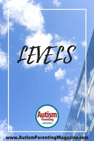 Levels - Living and Fulfilling Life with High Functioning Autism