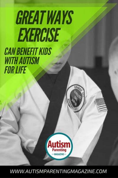 Great Ways Exercise Can Benefit Kids with Autism for Life