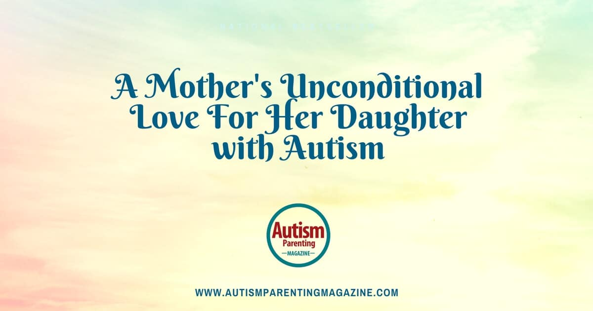 Mother's Love For Daughter with ASD