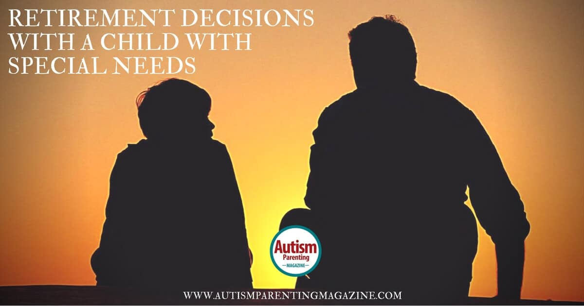 Retirement Decisions with a Child with Special Needs