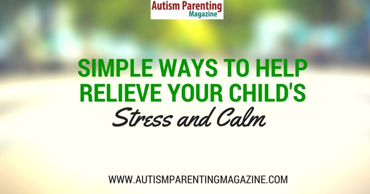 Relieve Your Child's Stress with Calming Cookie Dough