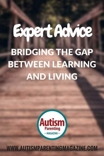 Expert Advice: Bridging The Gap Between Learning and Living