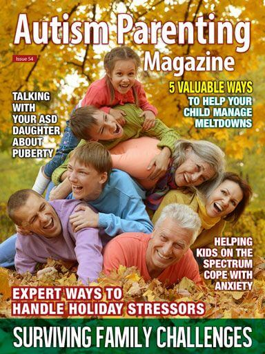 Issue 54 - Surviving Family Challenges
