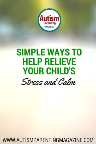 Simple Ways to Help Relieve Your Child's Stress with Calming Cookie Dough