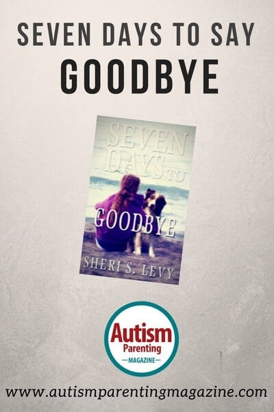 Seven Days to Say Goodbye Book