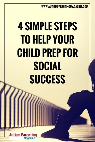 Ways to Help Your ASD Child PREP for Social Success