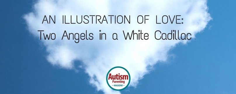 An Illustration of Love: Two Angels in a White Cadillac