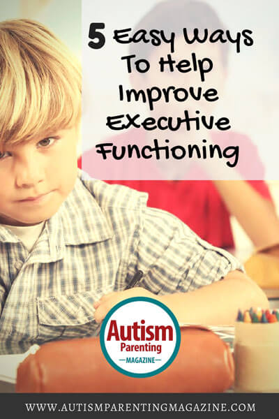 Improving Executive Functioning