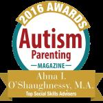 Ahna OShaughnessy Award