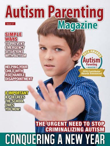 Issue 57 - Conquering A New Year https://www.autismparentingmagazine.com/issue-57-conquering-a-new-year/