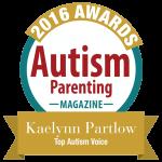 Kaelyn Partlow Award