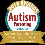 Karen Kabaki Sisto Award