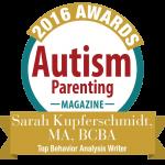 Sarah Kupferschmidt Award