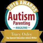 Tracy Oxley Award
