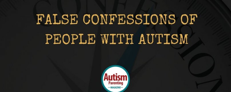 False Confessions of People with Autism