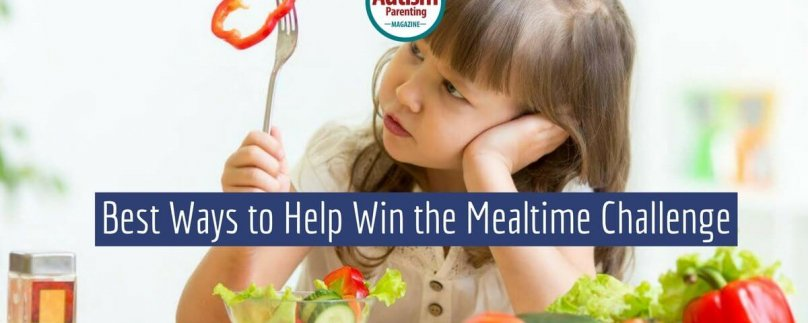 Best Ways to Help Win the Mealtime Challenge