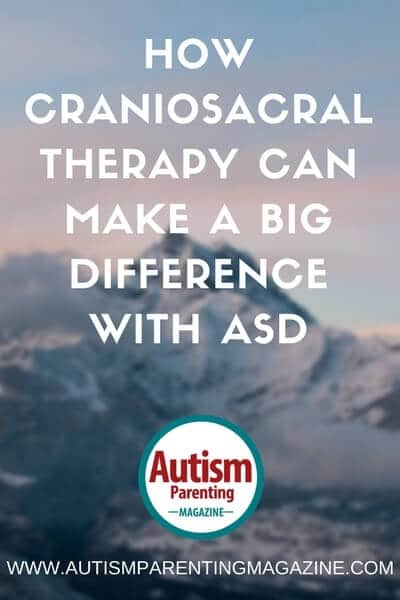 How Craniosacral Therapy Can Make a Big Difference with ASD https://www.autismparentingmagazine.com/craniosacral-therapy-for-asd